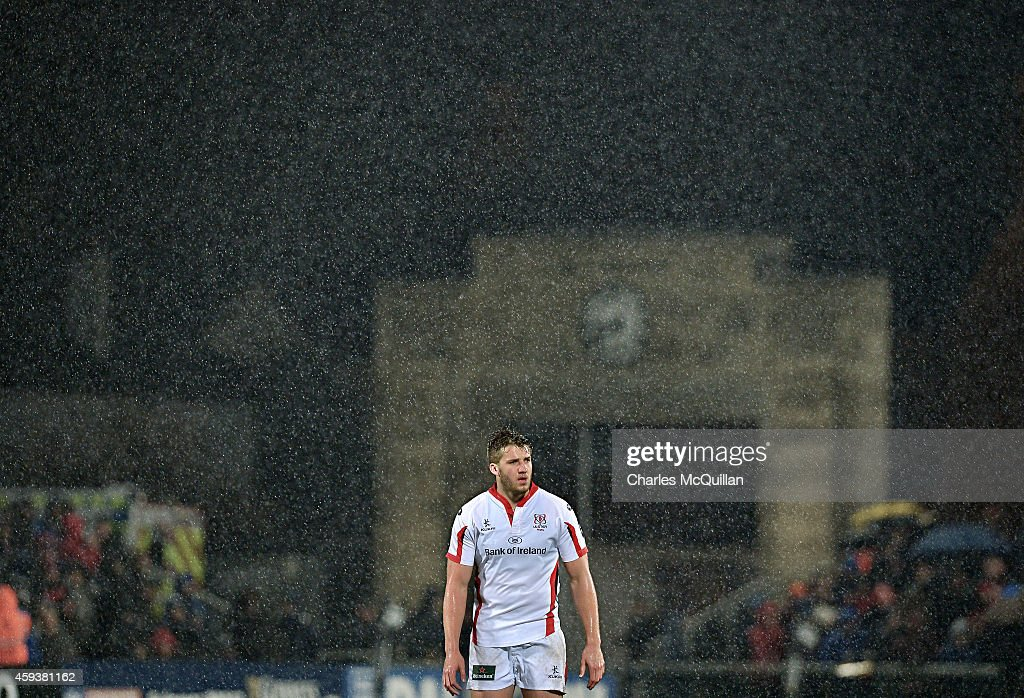 Ulster v Ospreys: Guinness PRO12 : News Photo