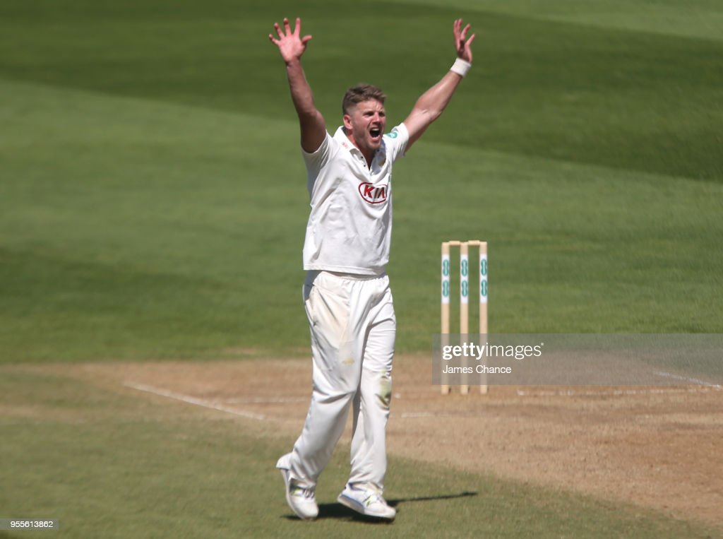 Surrey v Worcestershire - Specsavers County Championship: Division One