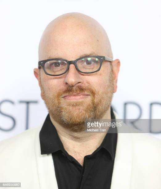 Stuart Ross Fink arrives at the Los Angeles premiere of The Last Word held at ArcLight Hollywood on March 1 2017 in Hollywood California