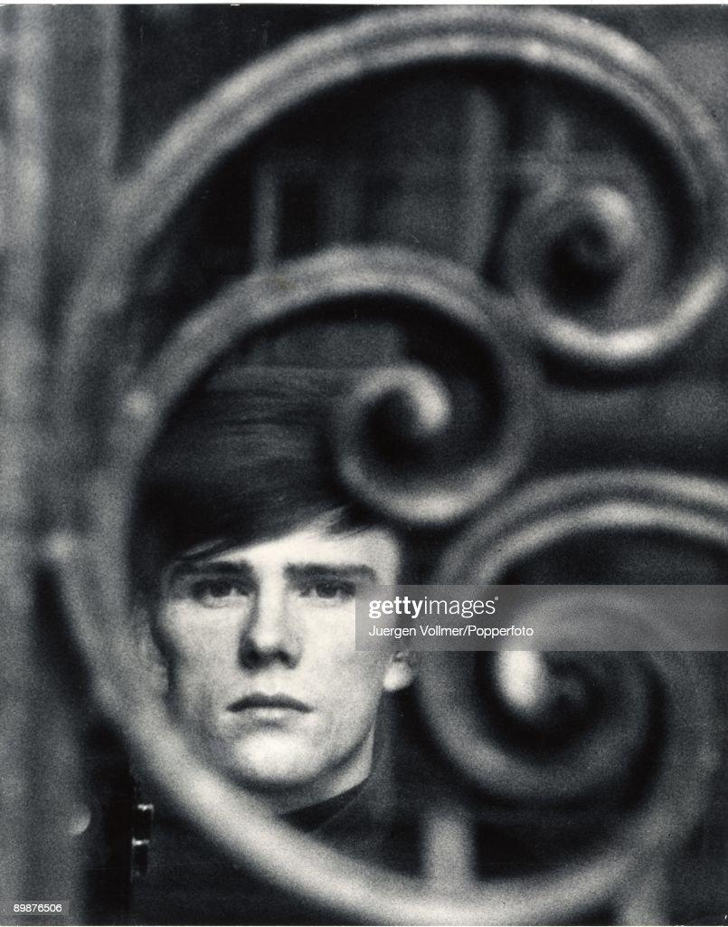 Stuart Sutcliffe Posed In Hamburg : Nachrichtenfoto