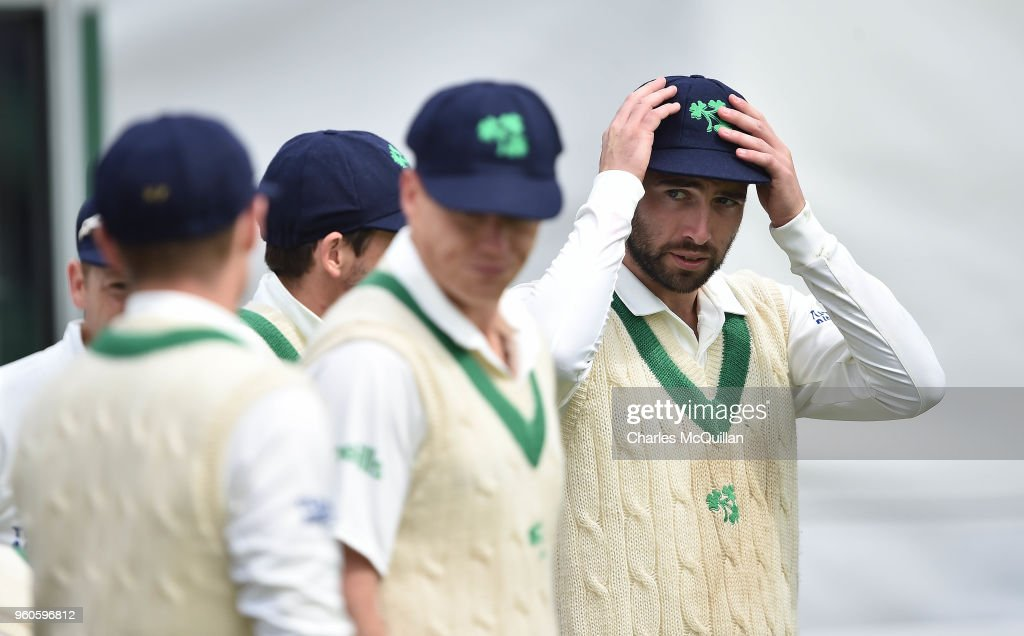 Ireland v Pakistan - Test Match: Day Five : News Photo
