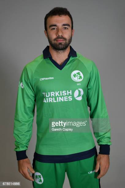 Stuart Thompson of Ireland poses for a portrait at The Brightside Ground on May 4 2017 in Bristol England