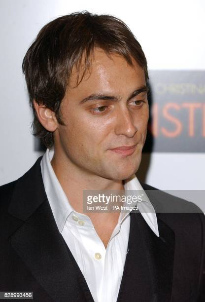 Stuart Townsend arrive for the UK premiere of Monster at the Vue cinema in Leicester Square central London Monster tells the story of prostitute...