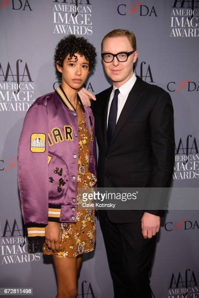 Stuart Vevers arrives at the American Apparel Footwear Association's 39th Annual American Image Awards 2017 on April 24 2017 in New York City