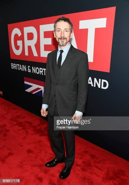 Stuart Wilson attends the Great British Film Reception honoring the British nominees of The 90th Annual Academy Awards on March 2 2018 in Los Angeles...
