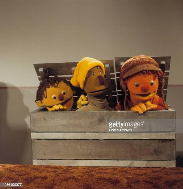 Stubenarrest / Rübe hat Stubenarrest, aber ihre Freunde lassen sich was einfallen. ZDF-Sendung vom 3.12.1978.
