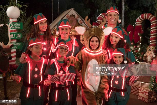 MIDDLE Stuck at Christmas The Movie A hectic holiday greets the Diaz family after a series of misfortunes gets in the way of reuniting with their...