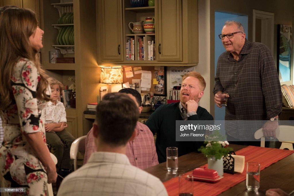 "ABC's ""Modern Family"" - Season Nine : News Photo"