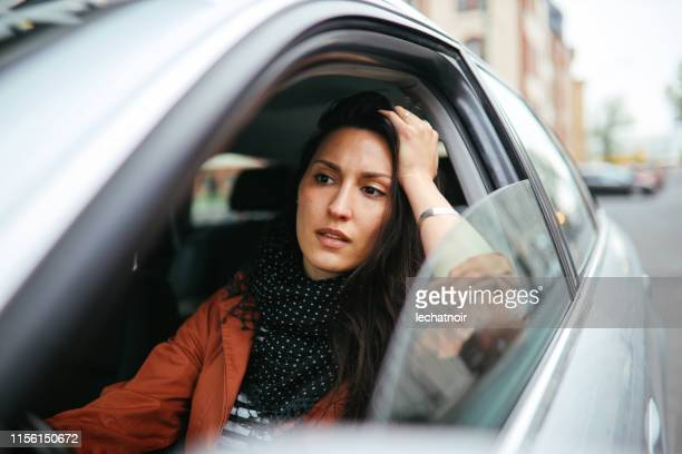stuck in berlin traffic - traffic stock pictures, royalty-free photos & images