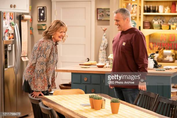 """Stuck in the Middle with You"""" - Adam's mother-in-law, Alice , makes an unexpected visit and reveals some shocking news, on MAN WITH A PLAN, Thursday,..."""
