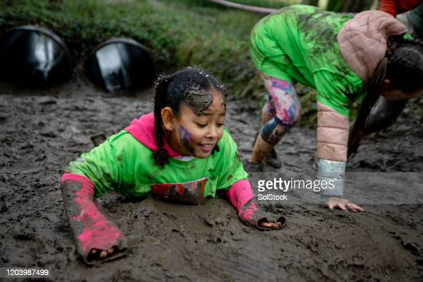 stuck in the mud - endurance race stock pictures, royalty-free photos & images