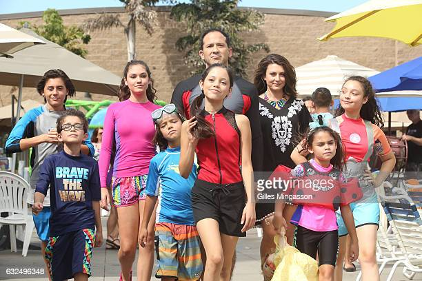 MIDDLE Stuck in the Waterpark The Movie The Diaz family jumps in slides down and wades right into the metaphorical deep end of a family vacation when...
