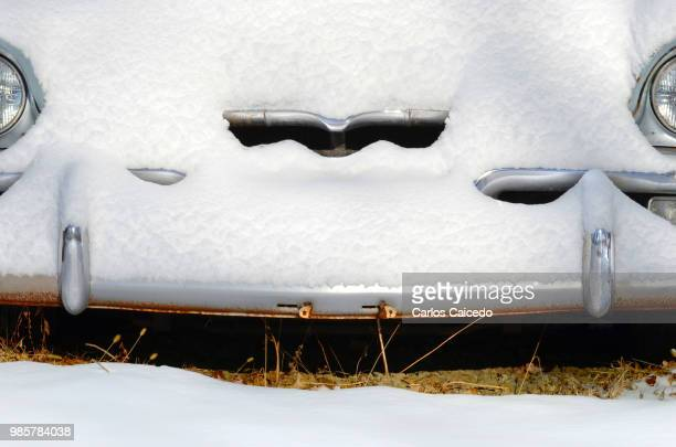 Stuck in winterland