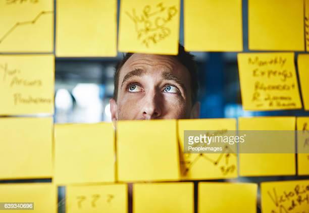 Stuck on an idea