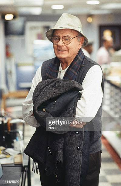ER Stuck on You Episode 6 Air Date Pictured Harvey Korman as Stan Levy Photo by Paul Drinkwater/NBCU Photo Bank