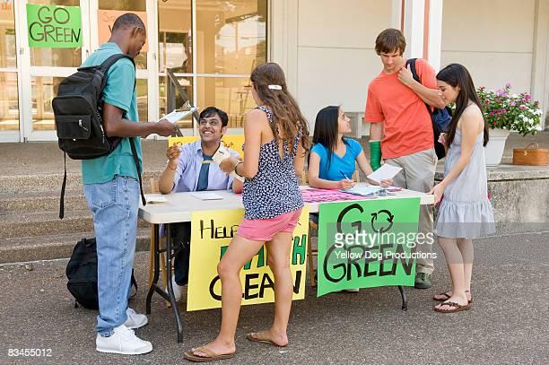 Student Activism on Campus