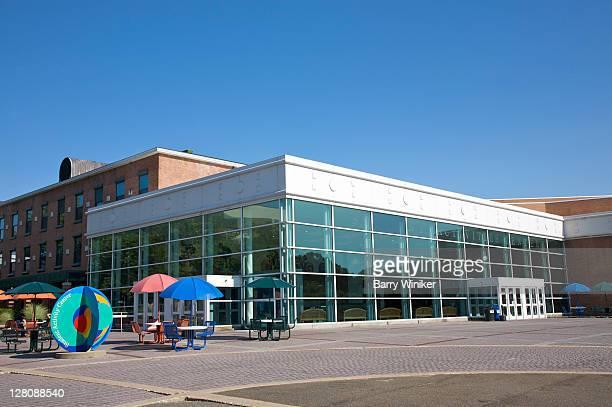 Student Activity Center, Stony Brook University, Long Island, NY, U.S.A.