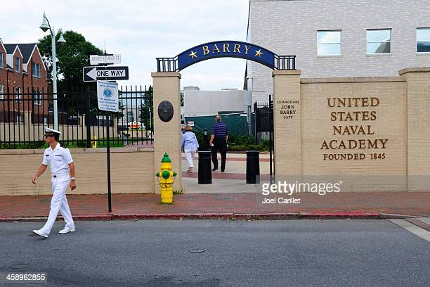 u.s. naval academy - annapolis stock pictures, royalty-free photos & images