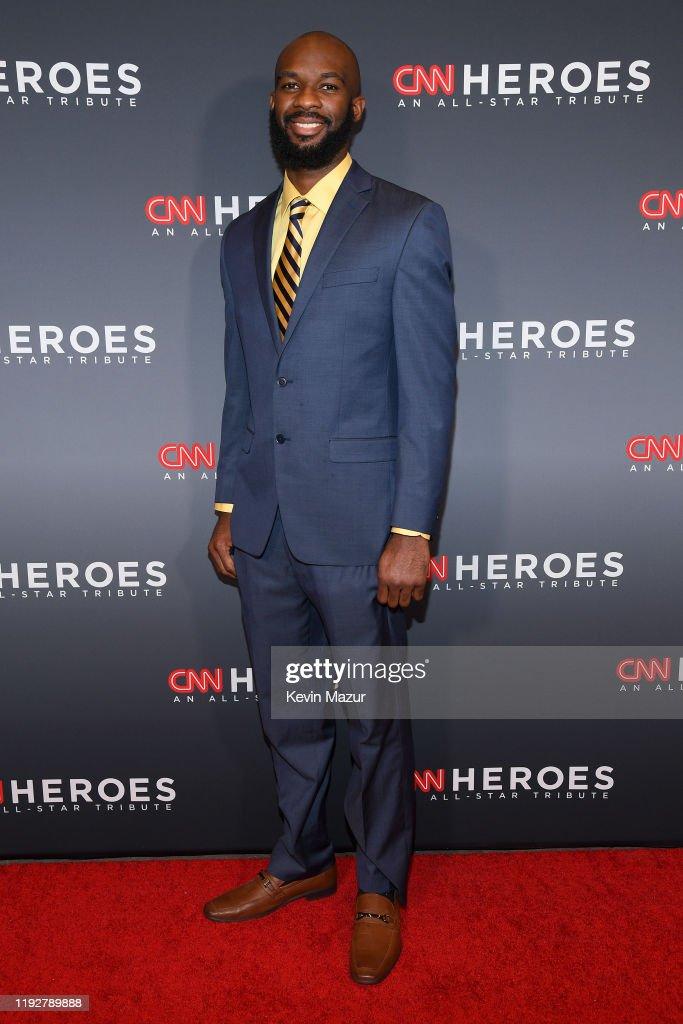 CNN Heroes - Show : News Photo