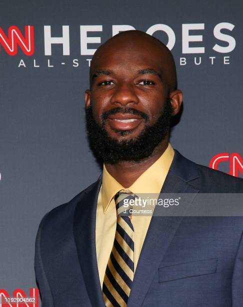 Student Athlete Nathan Bain attends the 13th Annual CNN Heroes at the American Museum of Natural History on December 08, 2019 in New York City.