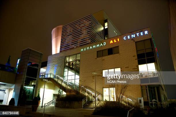 Student athletes congregate at the Muhammad Ali Center for the opening ceremonies of the NCAA Photos via Getty Images Division II National...