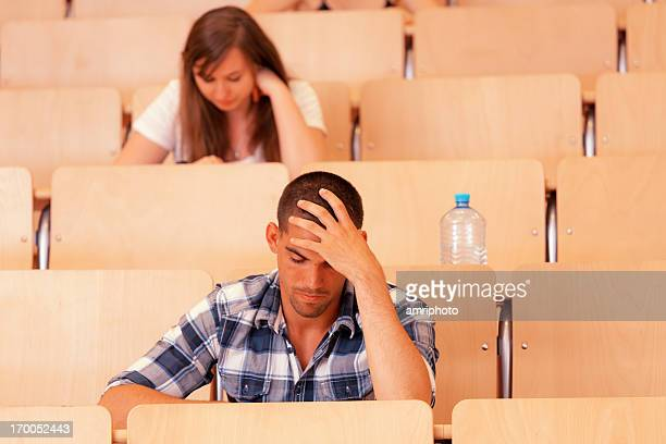 student concentrated college test