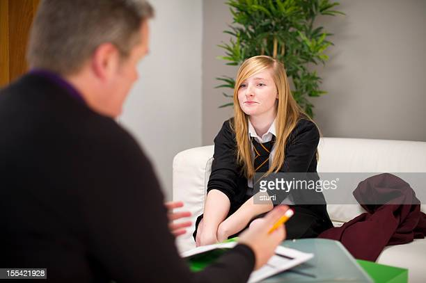 student counsellor - interview stock pictures, royalty-free photos & images