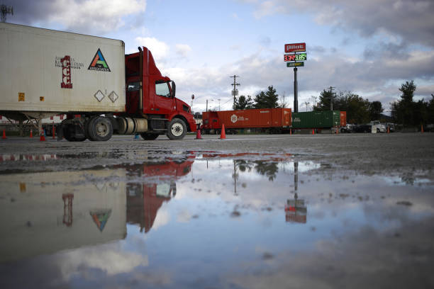 KY: The Truck America Training Of Kentucky School Amid Driver Shortages