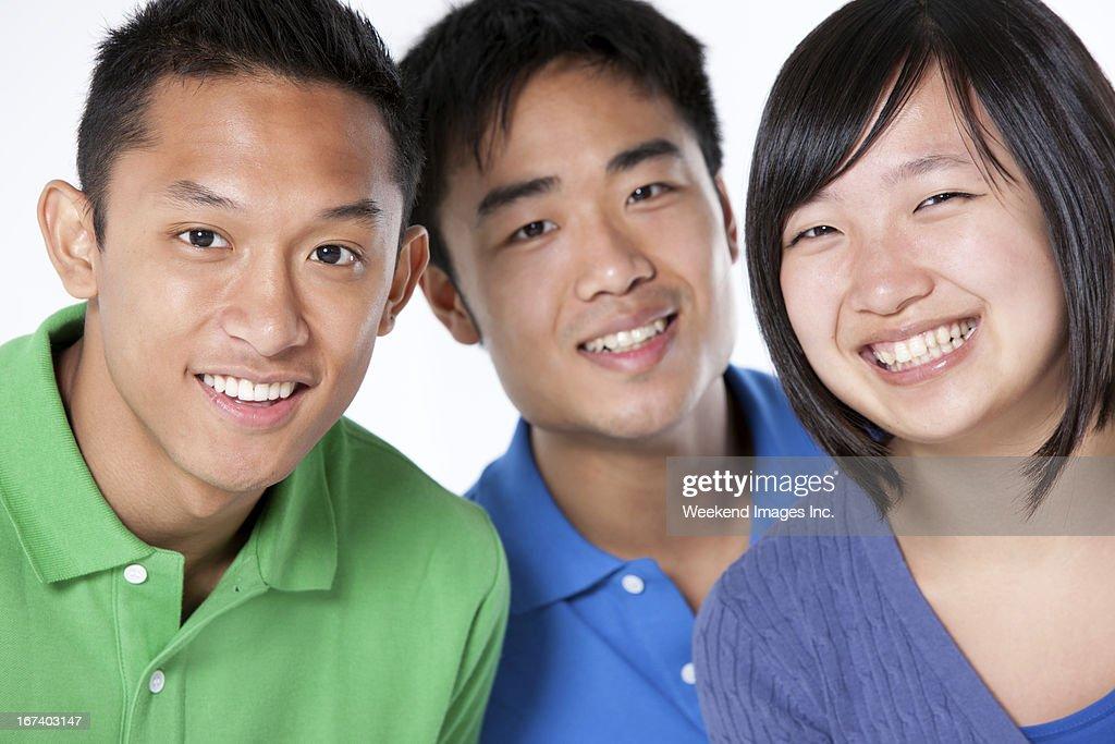 Studente programma di scambio : Foto stock