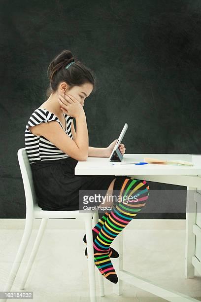 student girl - petite fille culotte photos et images de collection