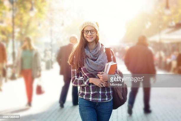 Student Mädchen