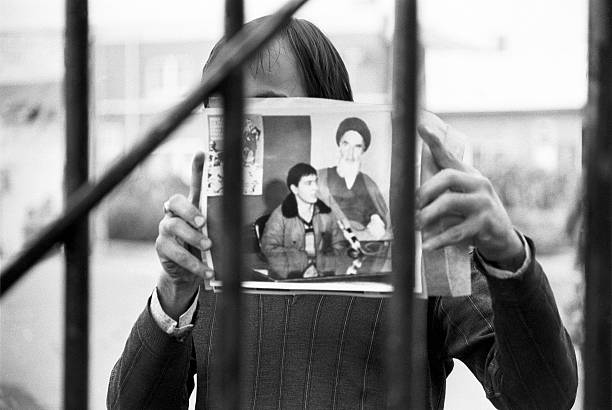 IRN: 4th November 1979 - 40 Years Since Iran Hostage Crisis