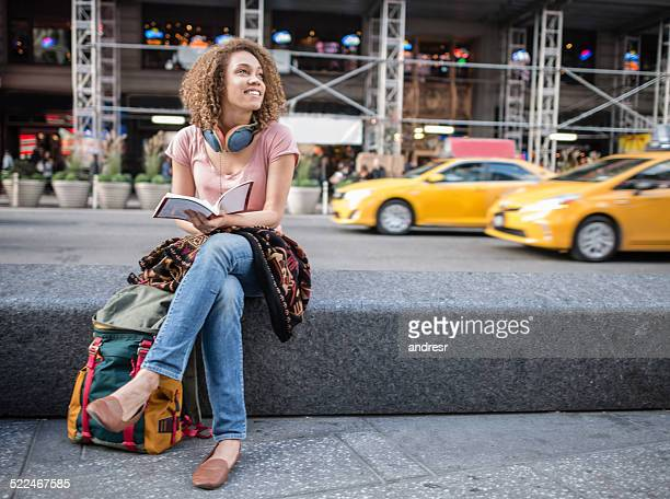 Student in New York City