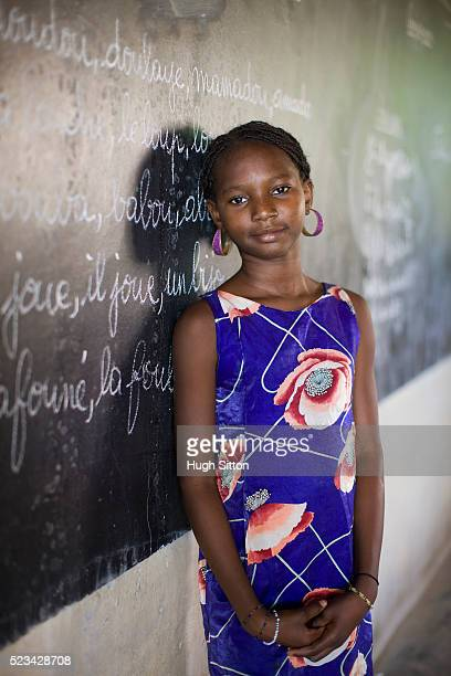student leaning against blackboard - hugh sitton stock pictures, royalty-free photos & images