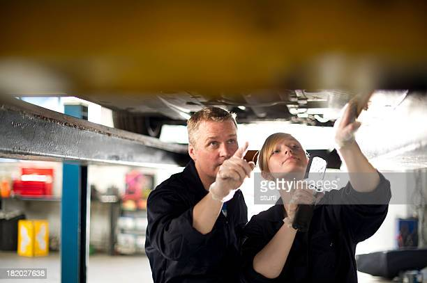 student mechanic