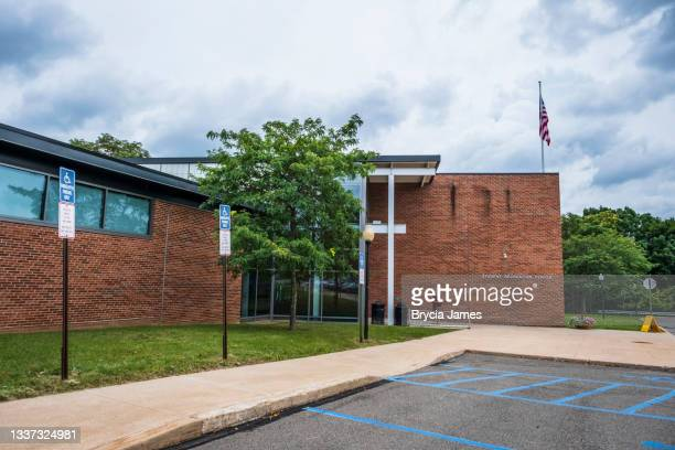 student recreation center at bloomsburg university - brycia james stock pictures, royalty-free photos & images