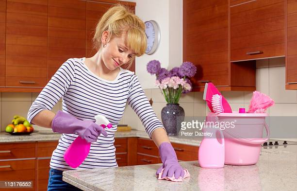 student spring cleaning - glove stock pictures, royalty-free photos & images