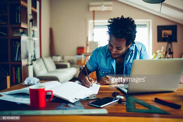 student studying - writing stock pictures, royalty-free photos & images