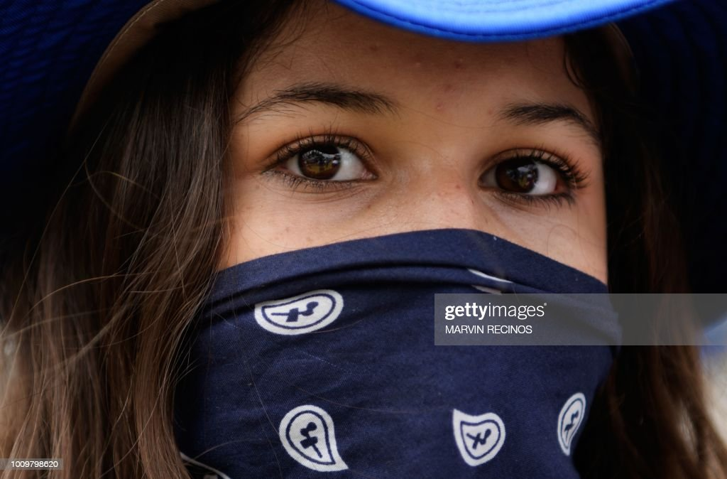 NICARAGUA-UNREST-OPPOSITION : News Photo