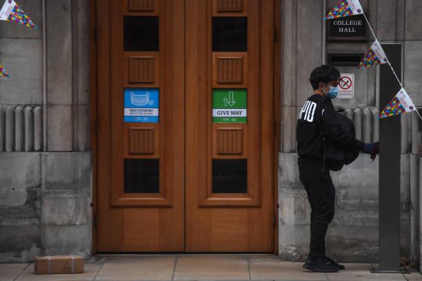 GBR: UK Culture Secretary Defends Return Of Students To Universities
