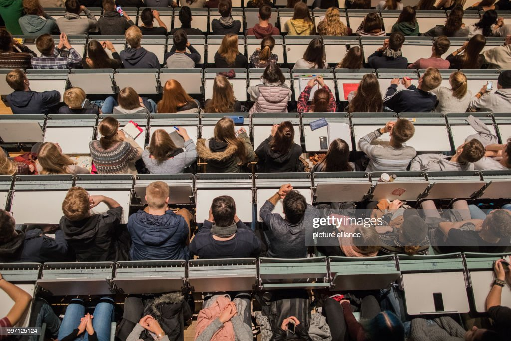Students in cologne pictures getty images students at the first semester greeting in a lecture room at the main building of the m4hsunfo
