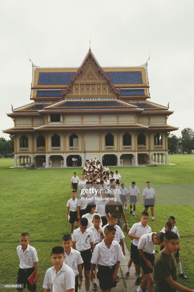 Vajiravudh College : News Photo