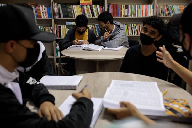 BRA: Schools Reopen For Compulsory Attendance In Sao Paulo