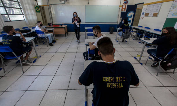 BRA: Sao Paulo Private and Public Schools Gradually Resume Classes  Amidst the Coronavirus (COVID-19) Pandemic