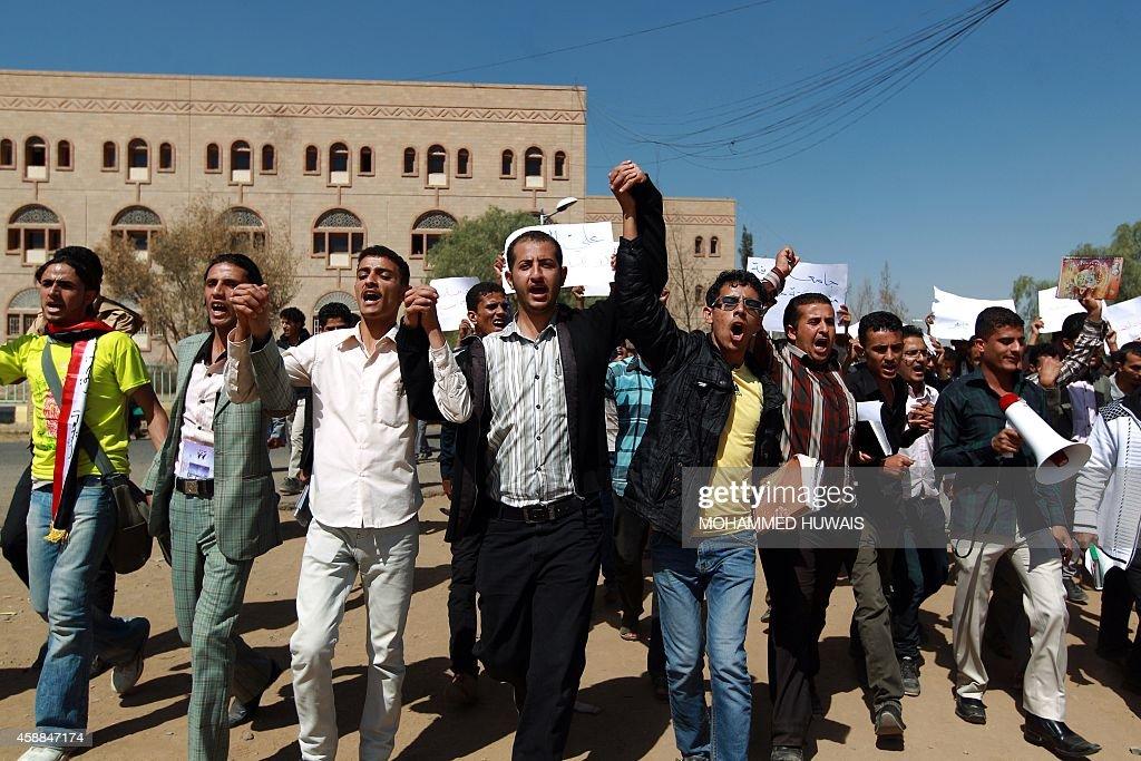 YEMEN-UNREST : Foto di attualità