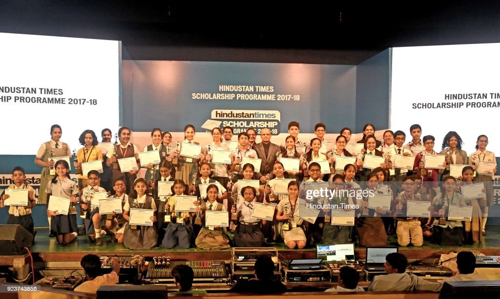 Hindustan Times Scholarship Program 2017-18