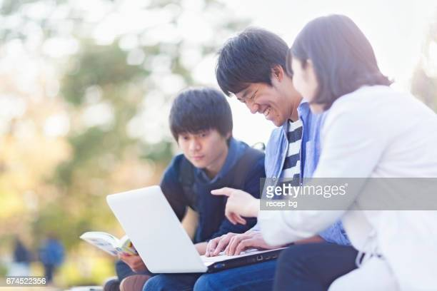 学生の集まり