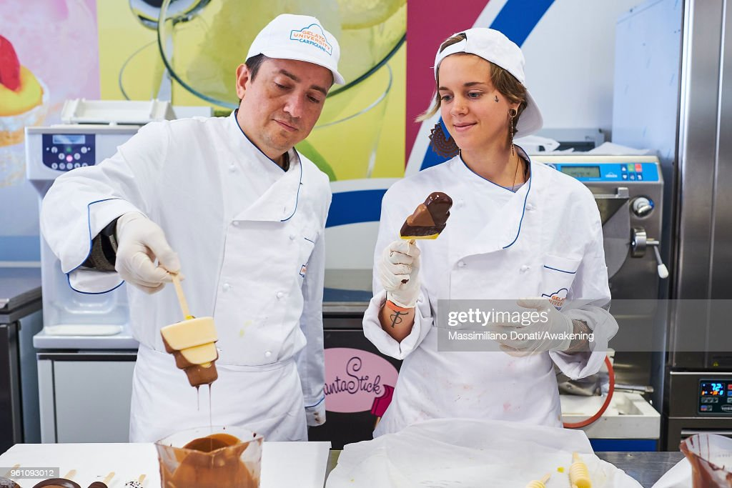 Inside The Gelato University