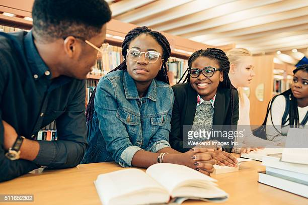 student's life - african ethnicity stock pictures, royalty-free photos & images