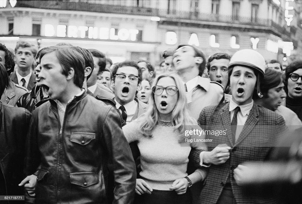 Paris Demonstration : News Photo